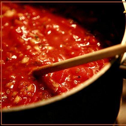 Вкусный соус к спагетти