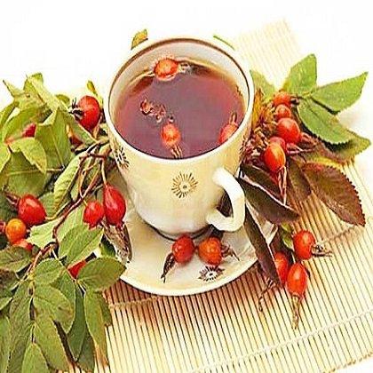 Как заварить чай из плодов шиповника?