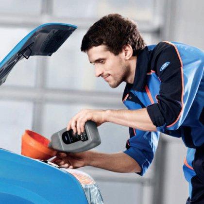 Как заменить масло в авто?