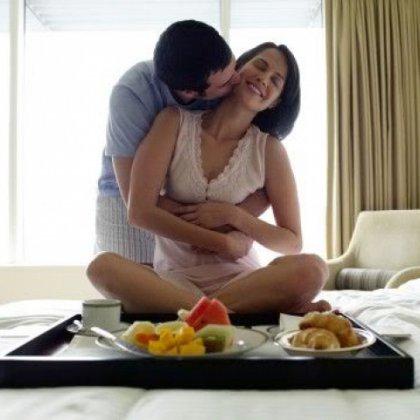Как разбудить любимого для секса