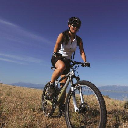 Как научиться ездить на велосипеде взрослому?