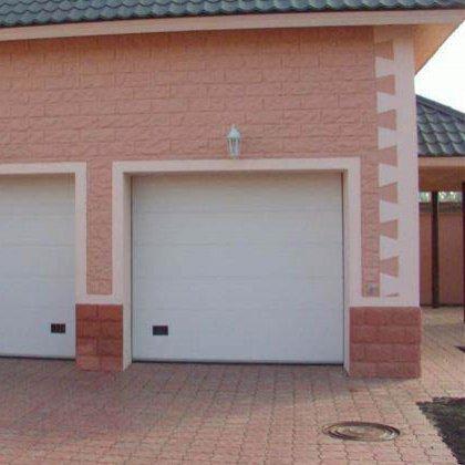 Как укрепить ворота гаража?