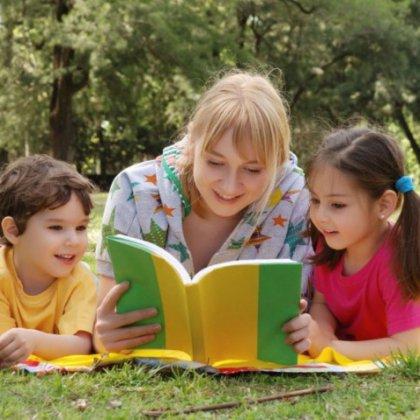 Какие книги нужно читать детям?