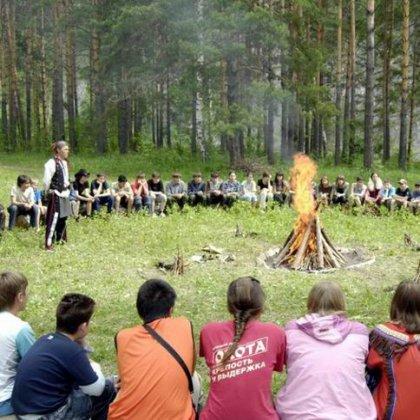 Работа летом в детском лагере