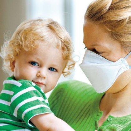 Как защитить ребенка от гриппа во время эпидемии?