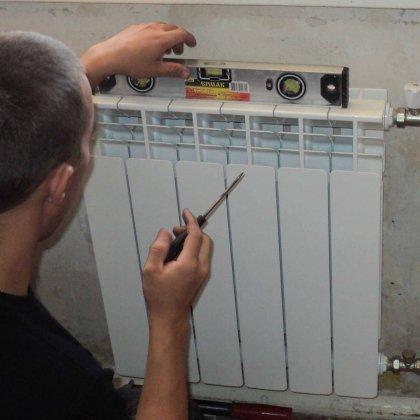 Замена батарей отопления в квартире цена от 2000 66