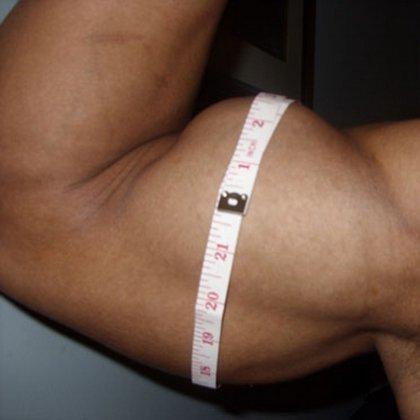 Как можно нарастить мышцы?