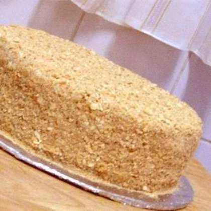 Как приготовить торт со сгущенкой?