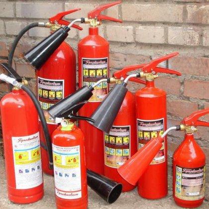 Как рассчитать количество огнетушителей для офиса?