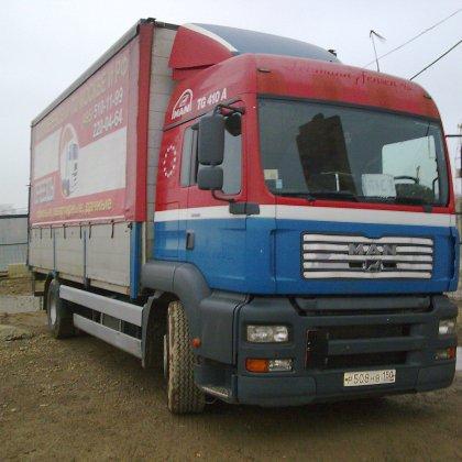 Как купить грузовик в Европе?