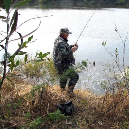 Вариант техасской оснастки | Готовимся к рыбалке снастями не обладаешь