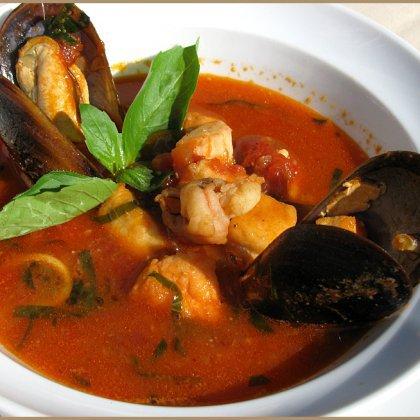 Как приготовить суп из мидий?
