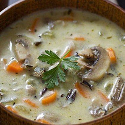 Как делать грибной суп: вкусный рецепт