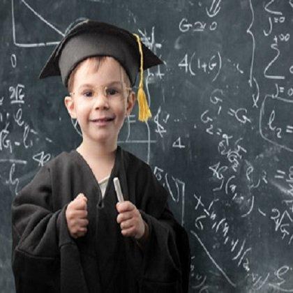 Как вырастить из  ребенка гения?