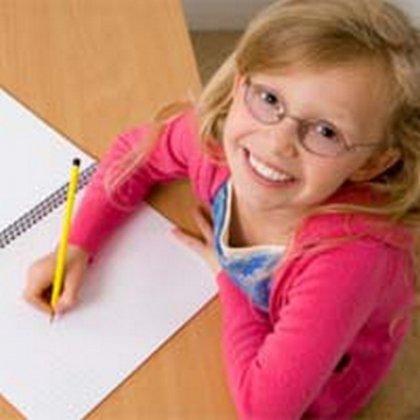 Как улучшить зрение ребенку?