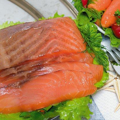 Как мариновать красную рыбу правильно?