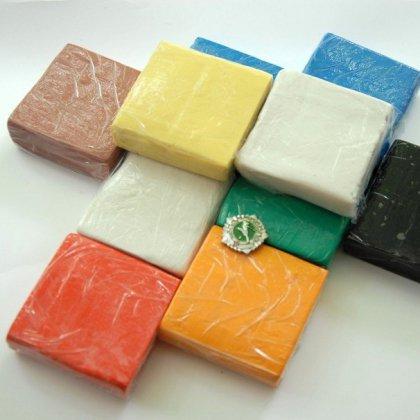 Как хранить полимерную глину?