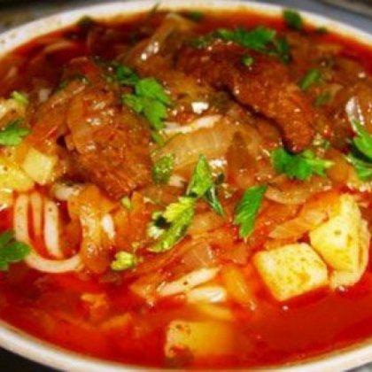 Как приготовить суп из баранины?