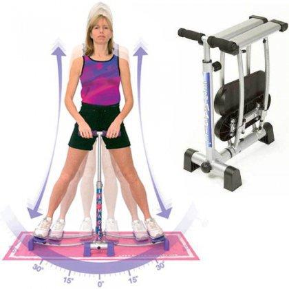 Как укрепить мышцы ног?