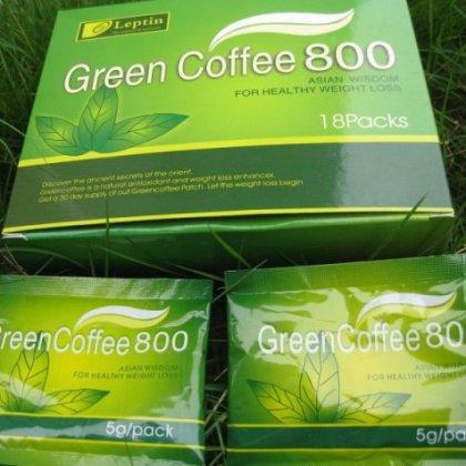Где продается зеленый кофе в пакетиках?