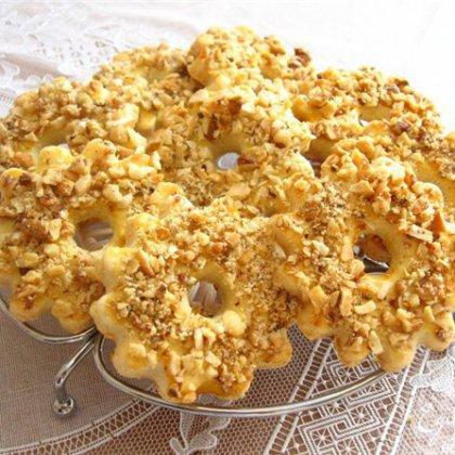 Как приготовить вкусное печенье с миндалем?