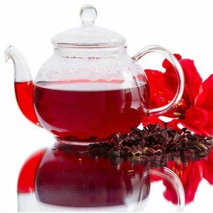 Как правильно пить чай каркаде?