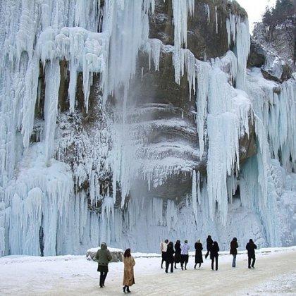 Как доехать до Чегемских водопадов?