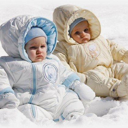 Как одевать ребенка зимой?