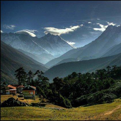 к каким горам относятся гималаи по высоте