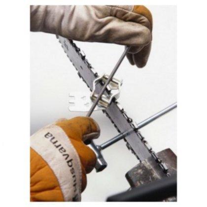 Как наточить цепь бензопилы