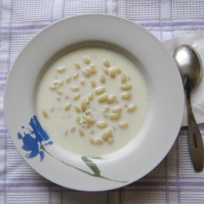 Как варить молочные макароны: молочный суп с макаронами