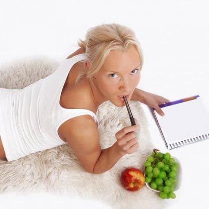 как рассчитать рацион питания для похудения мужчин