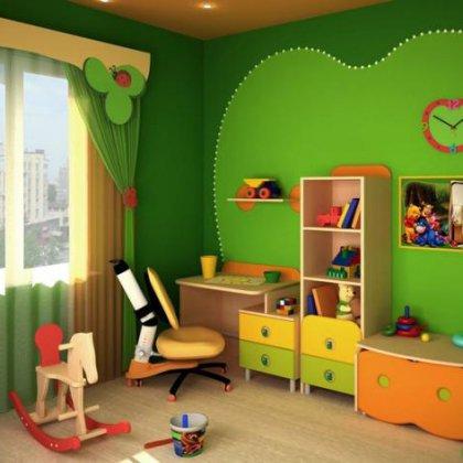 Как подобрать предметы интерьера для детской ?