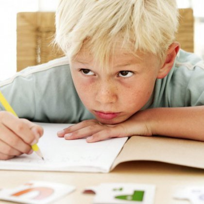 Как убедить ребенка учиться?