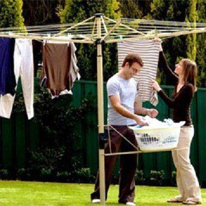 Как правильно сушить вещи?