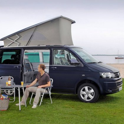 Фургон для путешествий на авто