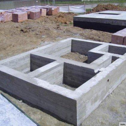 Как сделать фундамент для дома?