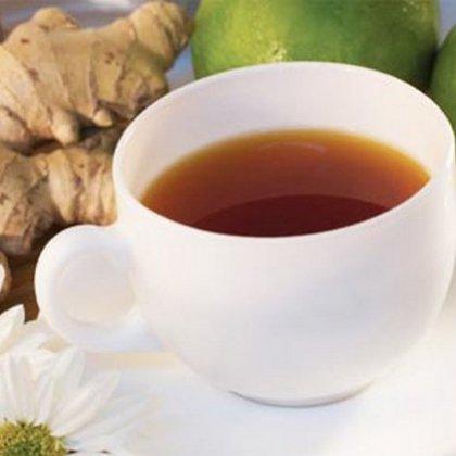 чай с имбирем для похудения в домашних