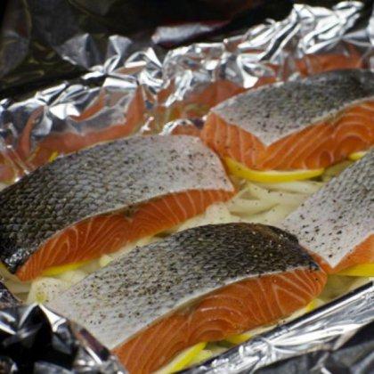 Как варить замороженную рыбу для ребенка