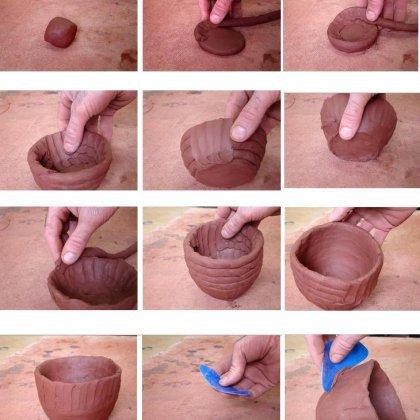 Сделать из глины своими руками