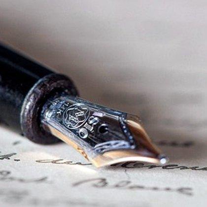 Как научиться писать красивым почерком, хобби и развлечения