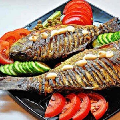 Как запечь рыбу в духовке без фольги?