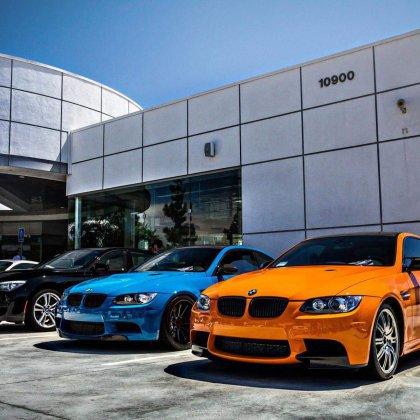 Как выбрать цвет машины по фен-шуй?