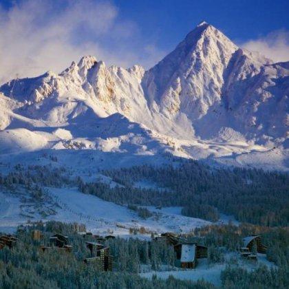 Как выбрать горнолыжный курорт? Лыжные курорты Франции