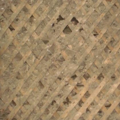 Как штукатурить стены глиной?