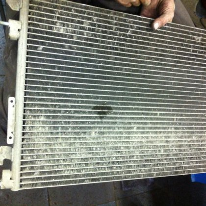 Как снять радиатор кондиционера легко и просто?