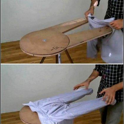 Как сделать гладильную доску?
