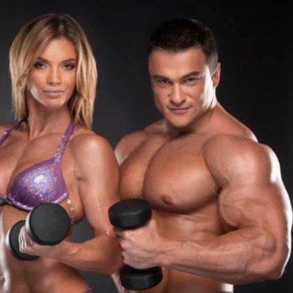 Как можно быстро накачать мускулы?