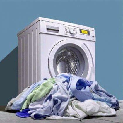 Как остановить стиральную машину во время стирки?