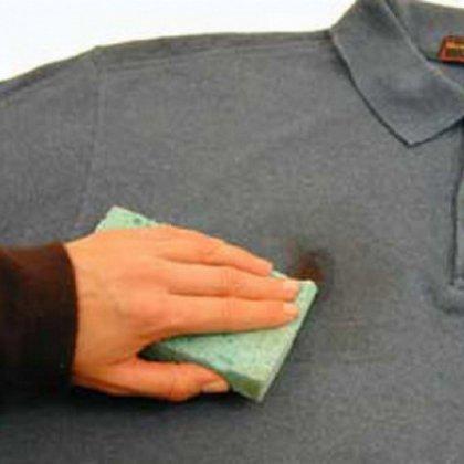 Как вывести мазуту с куртки в домашних условиях